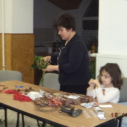 Karácsonyi Játszóház 2014.12.19.